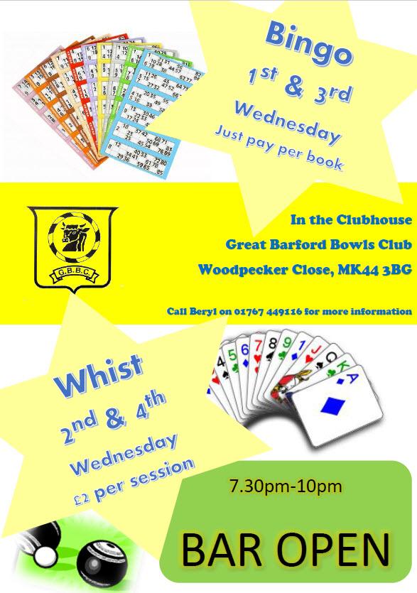 Bingo & Whist
