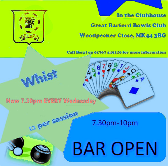 Whist poster 2019